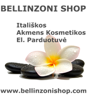 Dėmesio! Nuo šiol mes BellinzoniShop!!!!